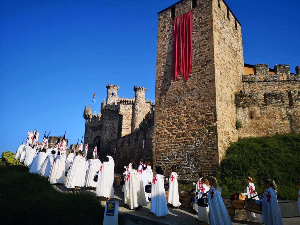 PONFERRADA – BORRENES (21KM)